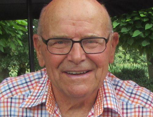 In memoriam Cor Hanekamp (1935-2020)